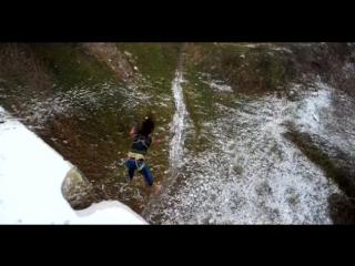 Прыжки с Чапаевского моста