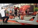 Становая Тяга 240 кг)