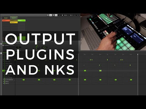 Beat Making with Output Plugins and the Native Kontrol Standard