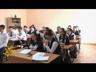 ЮОГУ в тесном сотрудничестве со школами республики