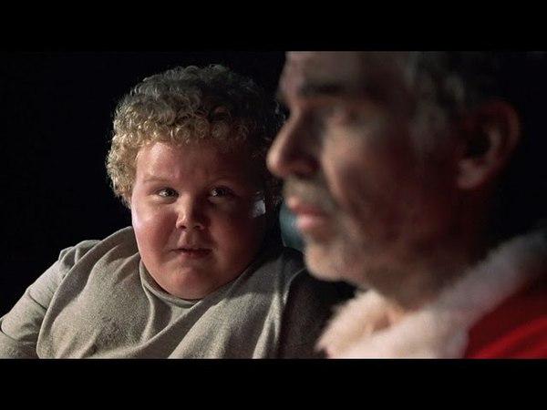 100 вопросов в минуту Плохой Санта 2003 Сцена 2 8 QFHD