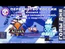 Голы дня Астана 04 - Факел 04 22 февраля 2018