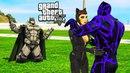 ЧЕРНАЯ ПАНТЕРА ВСТРЕЧАЕТСЯ С ДЕВУШКОЙ БЭТМЕНА РЕАЛЬНАЯ ЖИЗНЬ ГТА 5 МОДЫ ОБЗОР МОДА GTA 5 видео игра