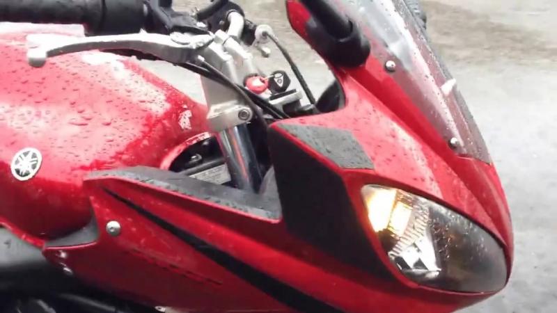 Мотоцикл YAMAHA FZ6 S FAZER 2005