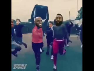 NBA вернулась!