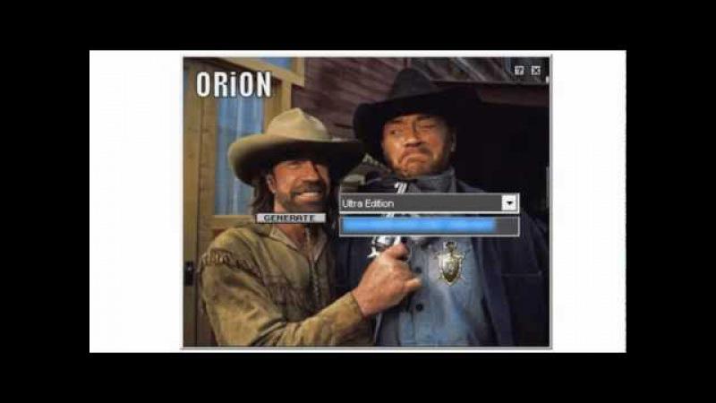ORiON - Keygen Music ( Ahead Nero Burning ROM v6.6.0.3)