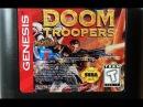 Doom Troopers Genesis обзор с прохождением я пытался comments