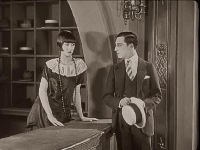 Buster Keaton's Y.N.S?I.D.K