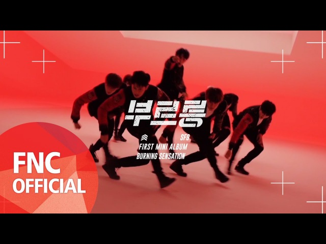 SF9 - ROAR MUSIC VIDEO