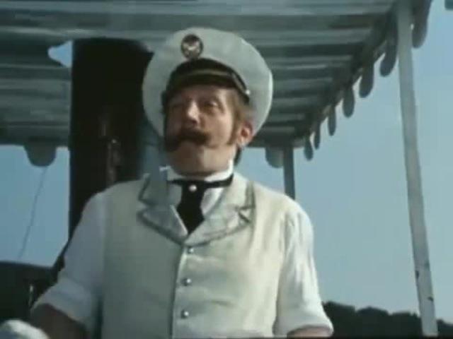 Трое в лодке не считая собаки Пам Парам песня капитана