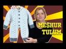 Örgüden Kapşonlu Tulum - Meşhur Örgü Modeli - Hooded baby overall- eng sub