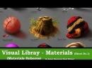 Visual Library Series - Materials - Sheet 1/100