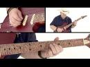 Johnny Hiland Guitar Lesson - Working Man in A Outro Breakdown - Ten Gallon Guitar