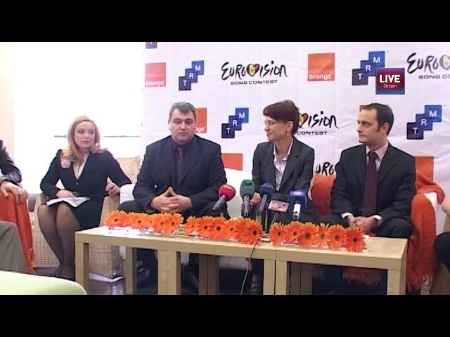 Pro-News 5 - Se ingrasa Eurovisionul in ajun (ROM) (13.02.09)