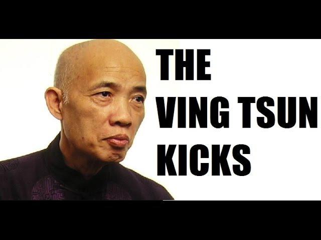 THE VING TSUN KICKS - Kung Fu Culture S01E14 (Leg -PTBr)
