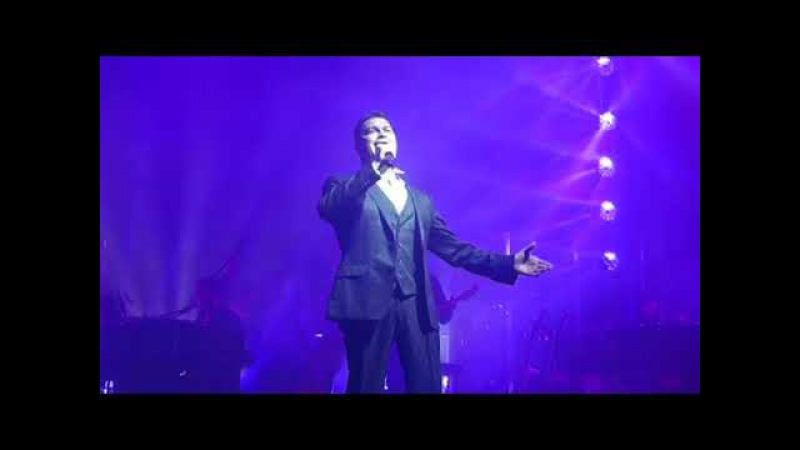 Phantom of the Opera. Sarah Brightman and Mario Frangoulis. Herning. 19.11.2017