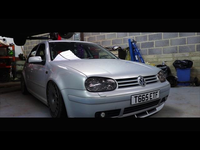 VAG GARAGE | Stance Beetle | Stance Golf | 1.8T Corrado | Rollin'Low