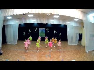 VII Областной Фестиваль Любителей Танца. Часть 2