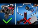 Что на мотоцикл ставить ЗАПРЕЩЕНО
