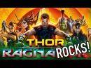 Thor RagnaROCKS! (Movie Review)