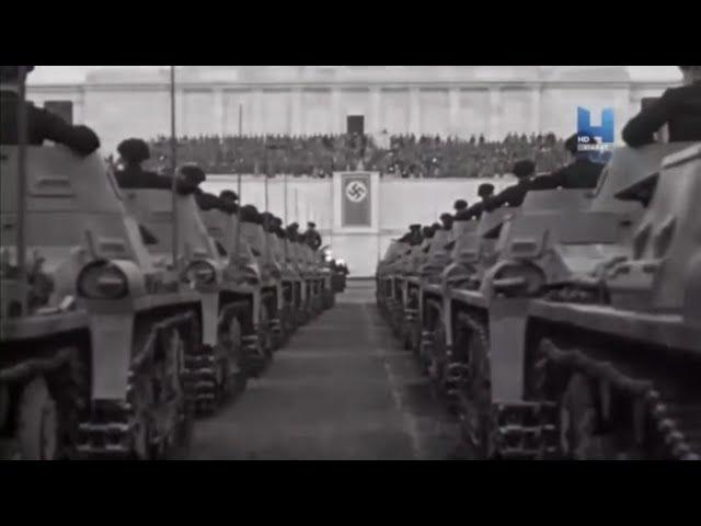 Tarih Belgeseli- II.Dünya Savaşı İmparatorluğun Bedeli Bölüm 3-Blitzkrieg-Türkçe Belgesel