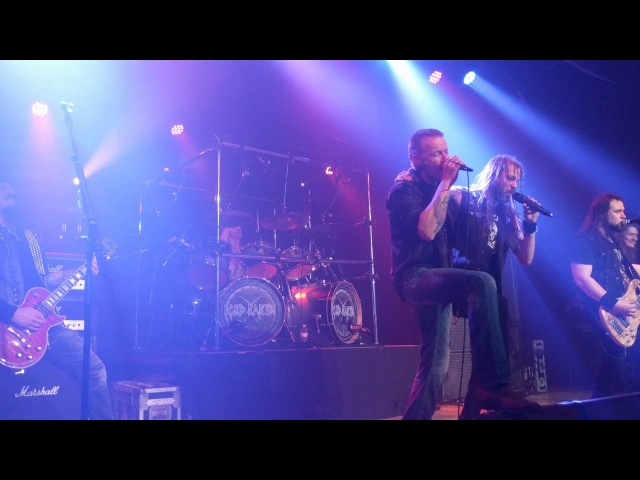 Watching Over Me - Iced Earth Baltimore, Maryland with Barlow and Block