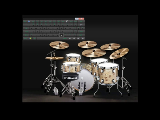 Megadeth – Symphony of Destruction (Virtual Drum Cover)