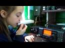 2018.HAM Radio in Teofipol-UR7TWY.Scool station.