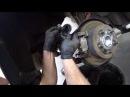 ТЦЛ CAMRY RAV 4 Замена пыльника заднего супорта