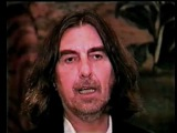 George Harrison in his final television interview