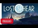 LOST SPHEAR A New Moon Rises Launch Trailer Nintendo Switch