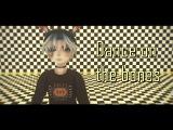 【MMD   FNAF 2】Dance on the bones 【Toy Bonnie】