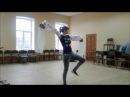 Восточный танец Журавли