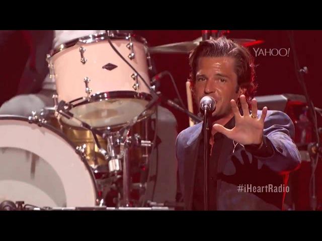 The Killers 2015 iHeartRadio Music Festival Las Vegas 9182015