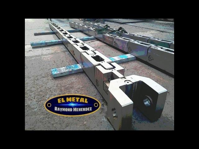 Construccion de una cadena industrial