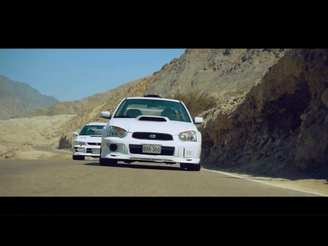 Blood Brothers - Subaru GC8 GDB Spec-C