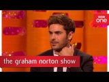 When Michael Jackson called Zac Efron - The Graham Norton Show 2017 - BBC One