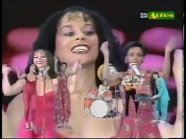 D D Sound feat. La Bionda. Hootchie Cootchie (TILT 1979)