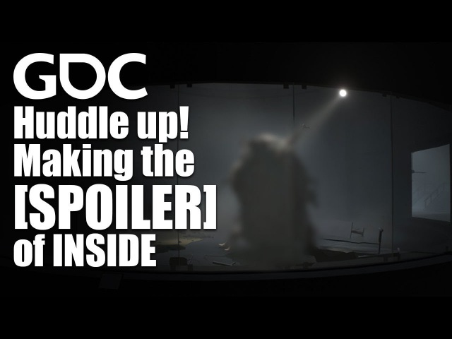 Huddle up! Making the [SPOILER] of INSIDE