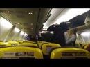 Awaria Samolotu Ryanair na trasie Londyn Stansted Gdańsk Lech Wałęsa