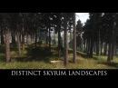 TES V Skyrim Mods Distinct Skyrim Landscapes
