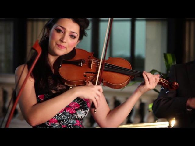 Orquesta Romantica Milonguera Mi Serenata bailan Yanina Muzyka y Emmanuel Casal