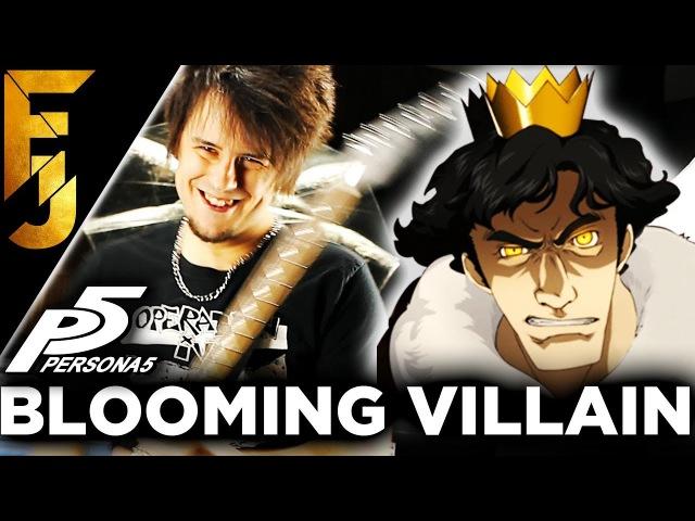 Persona 5 - Blooming Villain Guitar Cover   FamilyJules