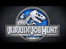 Jurassic Job Hunt Jurassic World Parody - Оуэн в поисках работы.