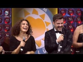 TEGV. Salih Bademci ve Ayça Bingöl - Kara Sevda 17.12.2017
