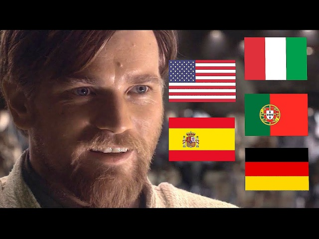 HELLO THERE IN MULTIPLE LANGUAGES