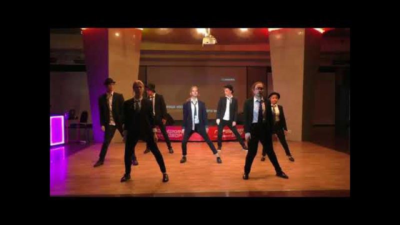 Коллектив современного танца JAM. Благотворительный концерт Дари Улыбку17.09.17.