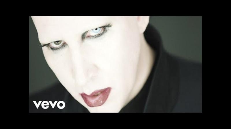 Marilyn Manson - Tattooed In Reverse (Music Video)