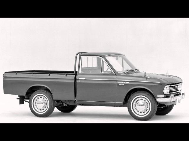 Datsun Pickup 520 '1966–68