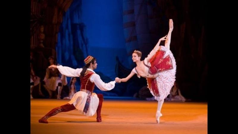 Le Corsaire (the best parts) Svetlana Zakharova Bolsoi Ballet